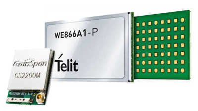 WiFi-Bluetooth-modules