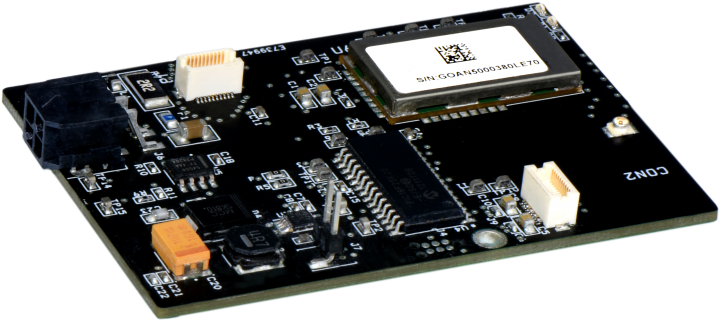 RF/ISM Board or PingPong extension
