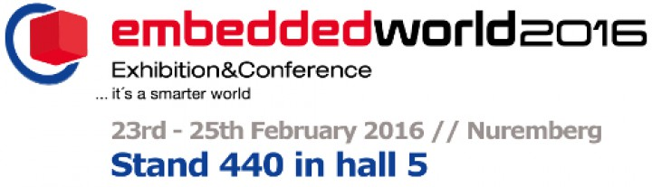 Round Solutions at embedded world 2016