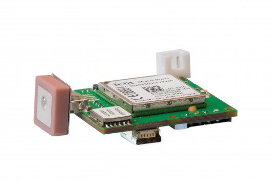 MicroTracker - Miniatur GPS & GPRS Tracking Device