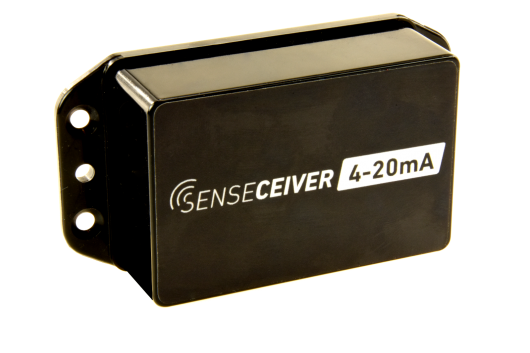SenseCeiver 4-20mA - Low Power Sensor Gateway for 4-20mA Industrial Sensors