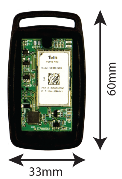 World's smallest, wearable GPS & GPRS Tracking Device