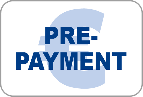 Pre-Payment